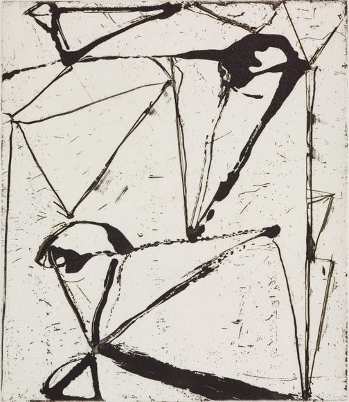 An image of 23 by Brice Marden