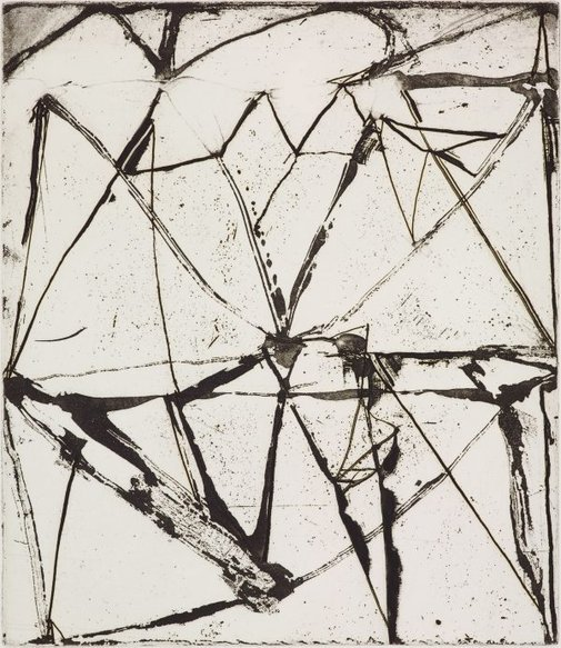 An image of 24 by Brice Marden