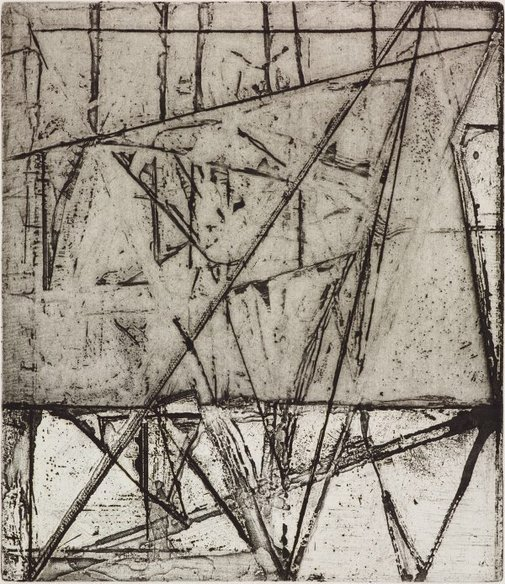 An image of 25 by Brice Marden