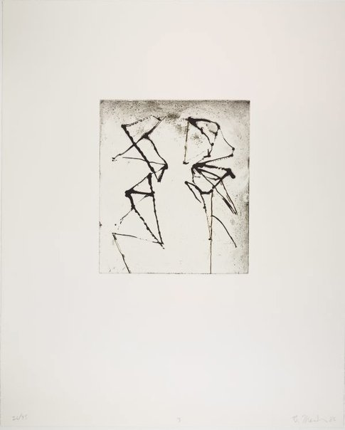 An image of 3 by Brice Marden