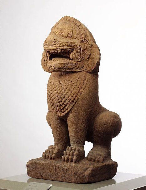 An image of Guardian Lion by