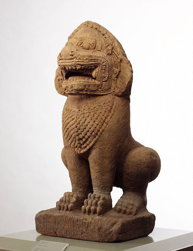 An image of Guardian Lion