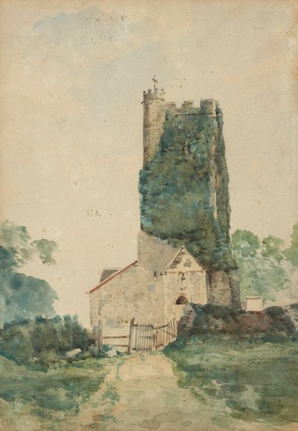 An image of Chalk Church, Gravesend by E Marks