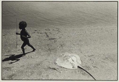 An image of Stingray boy by Jon Rhodes