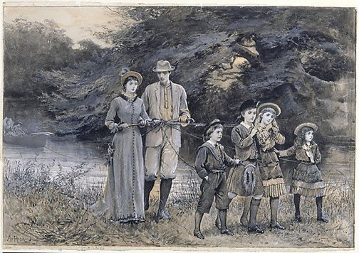 An image of Starting the team by Arthur Hopkins