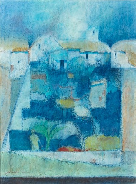 An image of The backgardens by Louis James
