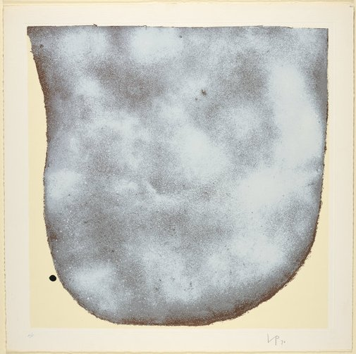 An image of Points of Contact - Transformation no.1 by Victor Pasmore