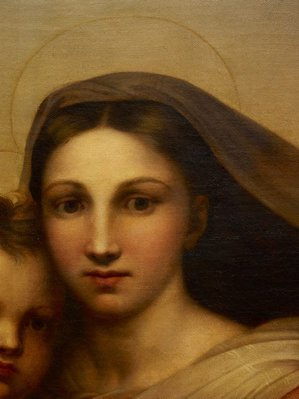 Alternate image of Madonna di San Sisto by Unknown, after Raphael