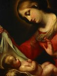 Alternate image of Virgin and Child by Giovanni Brilli, after Carlo Dolci