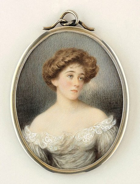 An image of Portrait of Miss Ruby Webb by Ada Whiting