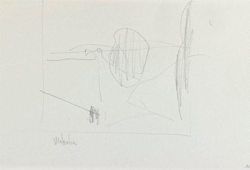 An image of Wakelin (Landscape) by Eric Thake