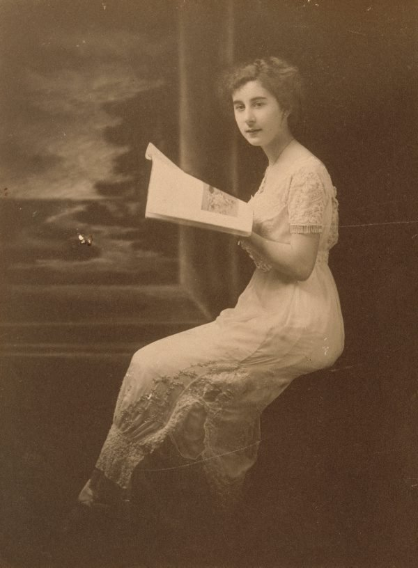An image of Portrait of Emmie Russell