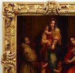 Alternate image of La Madonna delle Arpie by Costa Conti, after Andrea del Sarto