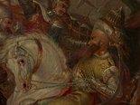 Alternate image of Battle of Joppa by attrib. George Jones