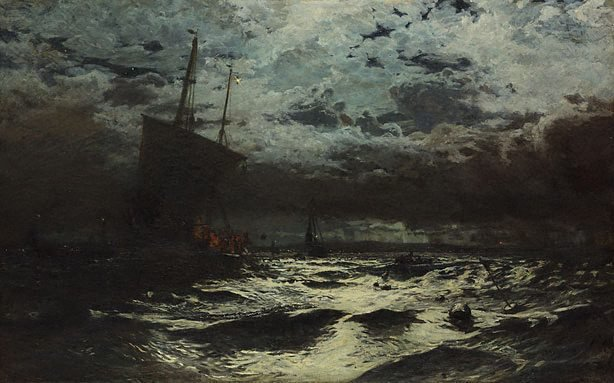 An image of A herring fishery