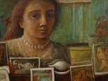 Alternate image of Portrait in the mirror by Margaret Olley