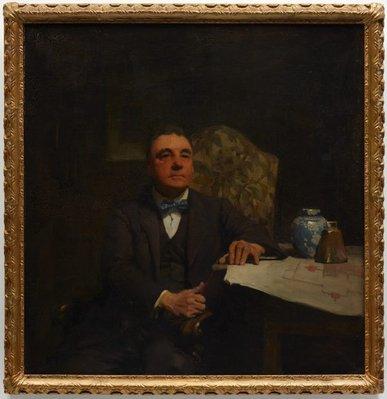 Alternate image of H Desbrowe Annear by W B McInnes