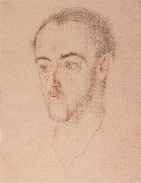 An image of Portrait of Mungo MacCallum by Douglas Watson