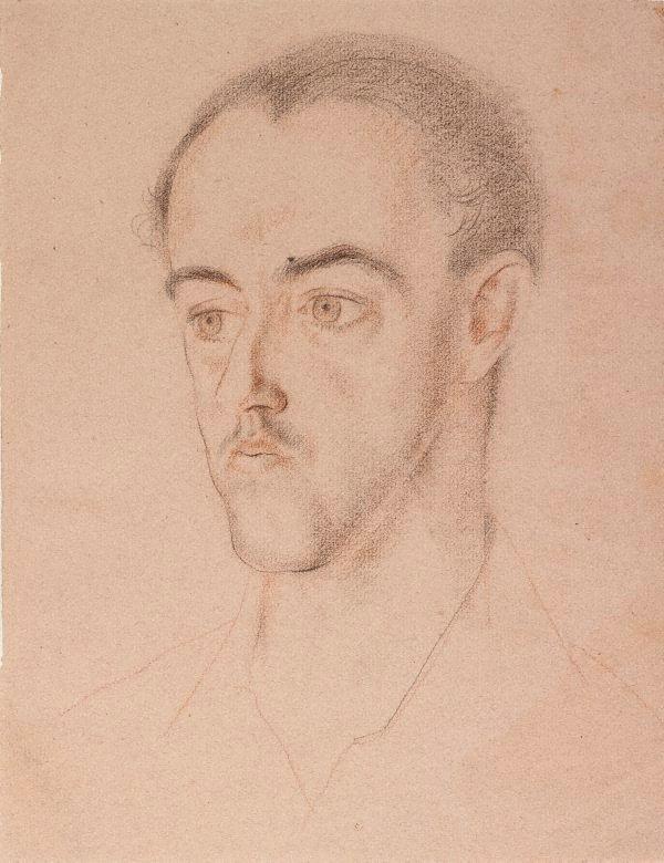 An image of Portrait of Mungo MacCallum