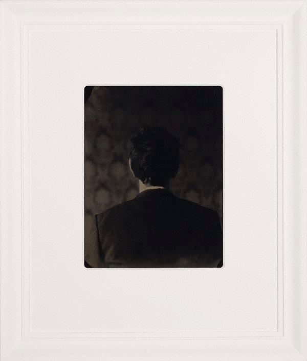 An image of Reverse self portrait