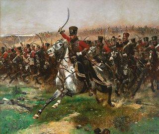 Vive L'Empereur!, (1891) by Edouard Detaille