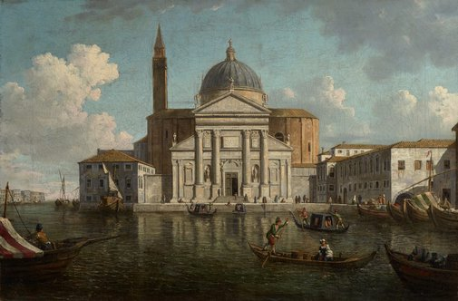 An image of San Giorgio Maggiore, Venice by William Marlow