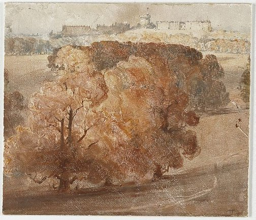 An image of Windsor Castle by A Henry Fullwood