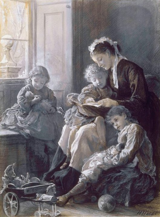 An image of The convalescent