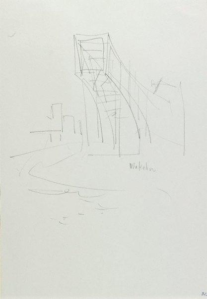 An image of Wakelin (Harbour Bridge) by Eric Thake