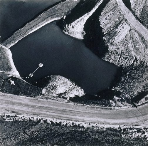 An image of Industrial landscape by Max Dupain
