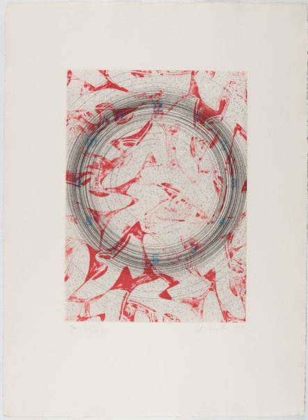 An image of Zapato tiempo by Edward Ruscha, Billy Al Bengston