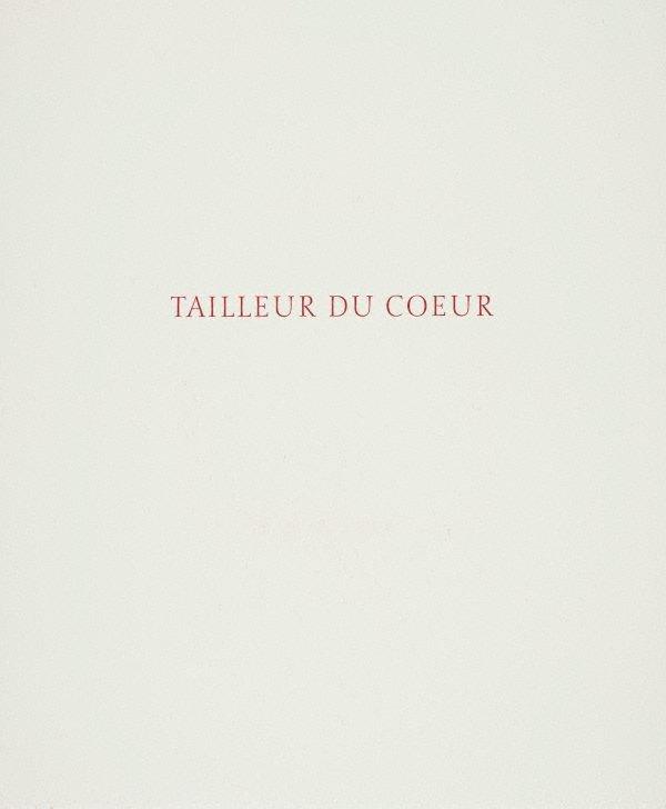 An image of Tailleur du Coeur