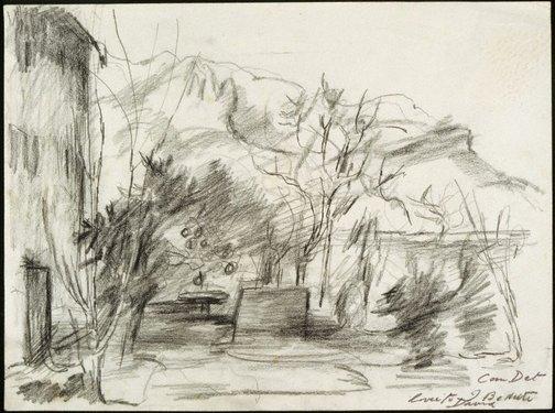 An image of Landscape by Jean Bellette
