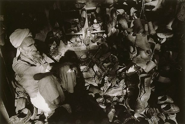 An image of Shoe maker, Afghanistan