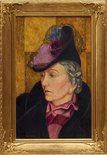 Alternate image of Mrs Victor White by Roy de Maistre