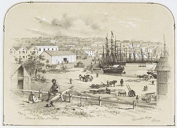 An image of Circular Quay, Sydney