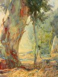 Alternate image of Summer by Hans Heysen