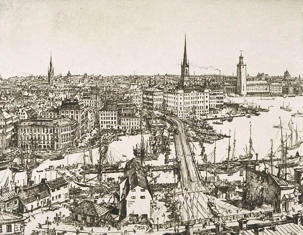 An image of Stockholm