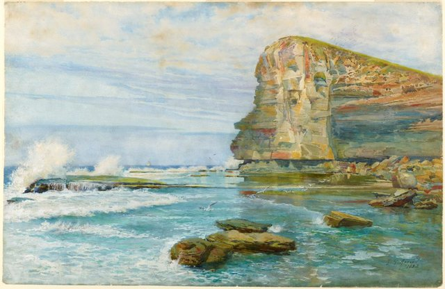 An image of Terrigal Headland, New South Wales