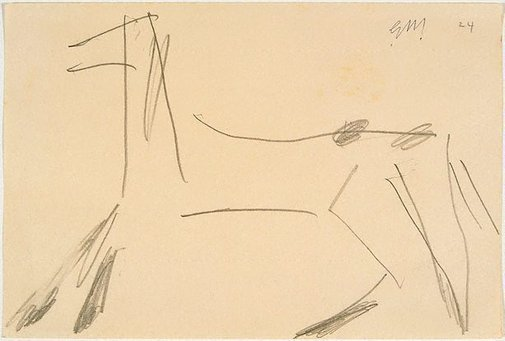 An image of Abstract forms by Godfrey Miller