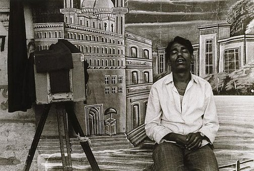 An image of Photographer, India by Robert Ashton