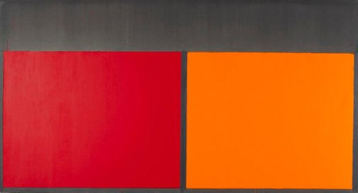 An image of 15.10.67 by John Hoyland