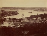 Alternate image of Panorama of Sydney and the Harbour, New South Wales by Charles Bayliss, Bernard Otto Holtermann