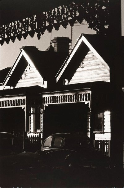 An image of Francis St, Richmond by Mark Strizic