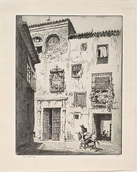 An image of Las Rejas, Toledo