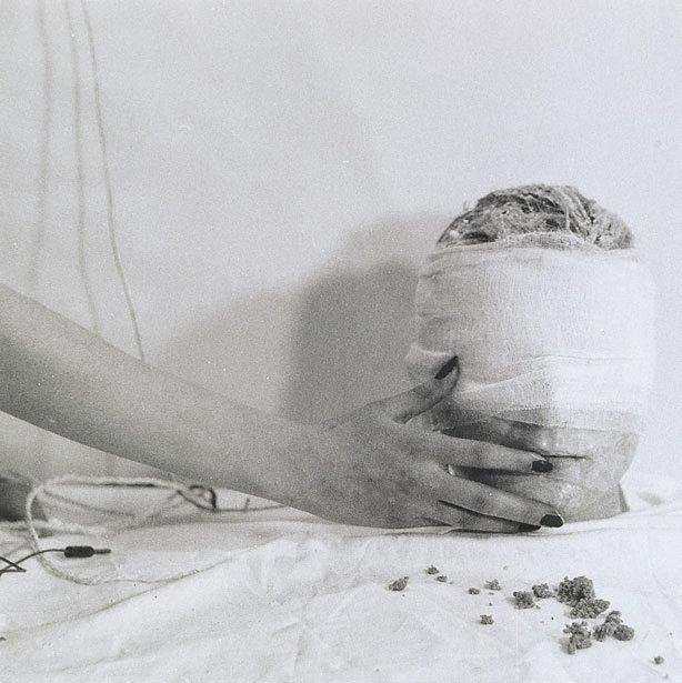 An image of 4. Aktion Sommer 1965, Wohnung Cibulka, 1070 Wien, Kaiserstraße