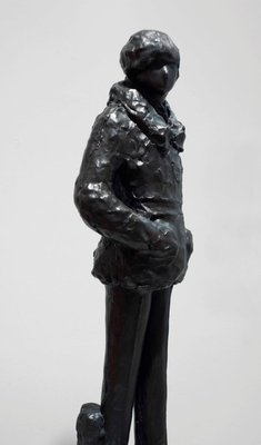 Alternate image of Field Marshal Montgomery by Linda Marrinon
