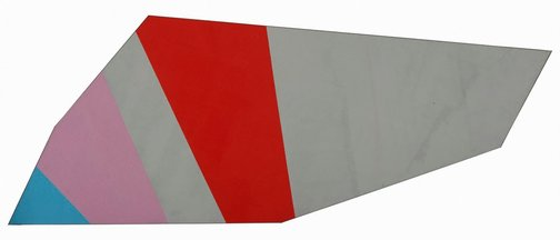 An image of Another choice by Kenneth Noland