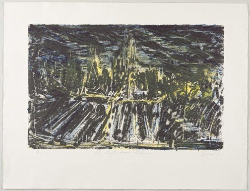 An image of City light, from Redfern by Kevin Connor