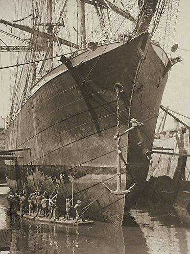 An image of (Ship painters, 'The winterhude')